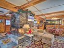 8BR Cabin Vacation Rental in Bolton, New York