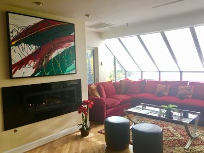 Photo for Luxurious & Spacious 3 BR/3BA Penthouse located steps from Chairlift 20