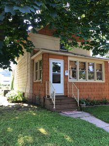 Photo for Original cozy farmhouse homestead 2 blocks from the bike path and