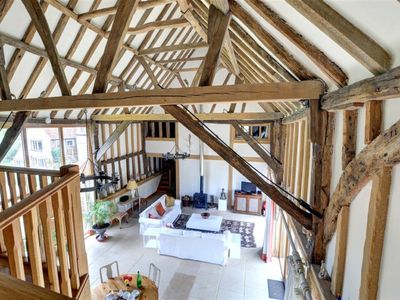 Photo for Vacation home Ewhurst Barn in Northiam - Brede - 4 persons, 2 bedrooms