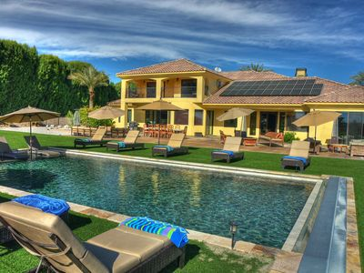 Photo for BIKE TO CONCERTS! Six Bedroom Custom Gated on 10 acres - WK 1 AVAILABLE!