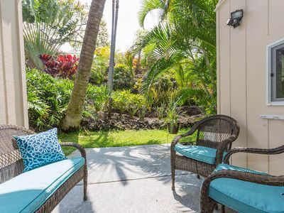 Photo for Family friendly townhouse w/ lanai, shared pool, tennis courts