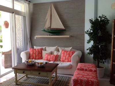 Photo for Very comfortable, fully equipped beach club apartment in beautiful surroundings.