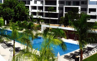 Photo for Luxury Apartment, 2 Bedrooms, Golf View