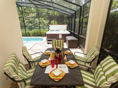 Photo for Close to Disney/Dining: Pool/Hot Tub, Wifi, Game Room, Clean, Resonably Priced