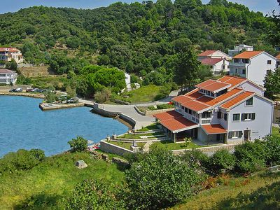 Photo for Apartment Mare 3  in Rab/Kampor, Kvarner/ Islands - 4 persons, 1 bedroom