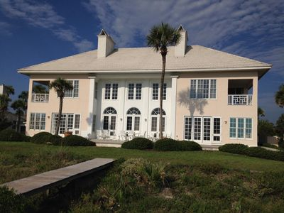 Photo for Ponte Vedra Beach, Luxurious Oceanfront Home Close to TPC Course & Mayo Clinic