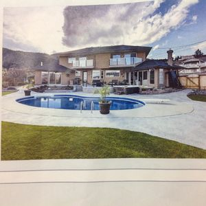 Photo for Stunning home which has all the bells and whistles for holidays in Penticton