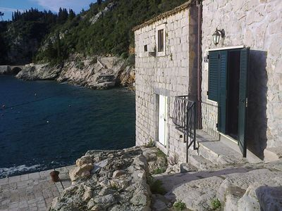 Photo for 1BR Apartment Vacation Rental in Cove Kanica (Rogoznica)