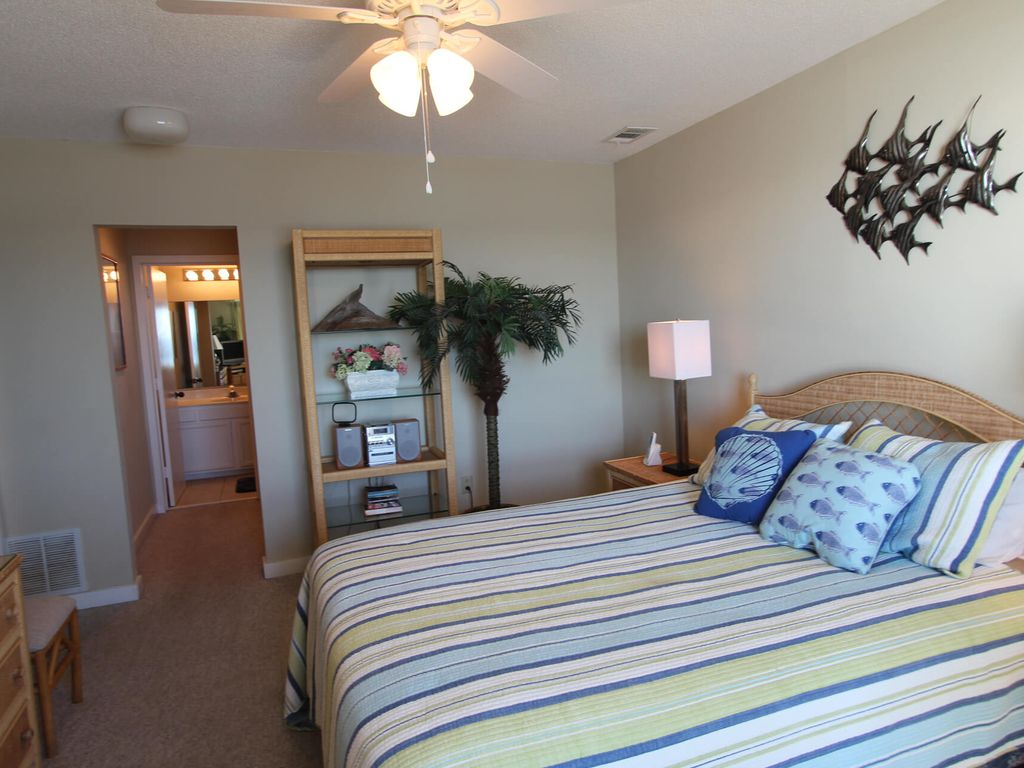 Wild Dunes condo rental. Seagrove 2C  Oceanfront Wild Dunes condo with great views    409251