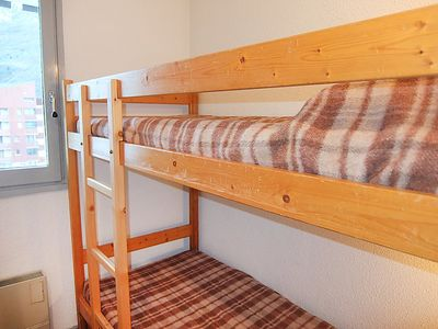 Photo for Apartment Le Sorbier in Les Menuires - 4 persons, 1 bedrooms