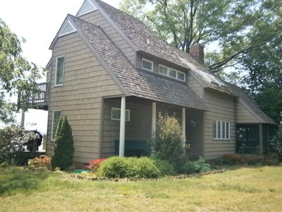 Photo for Beautiful Waterfront Rental Home in the heart of the Chesapeake Bay Wine Trail