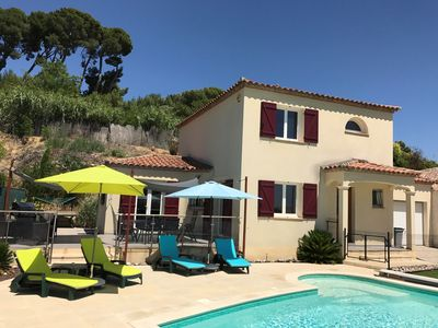 Photo for 3BR Villa Vacation Rental in Margon, Occitanie