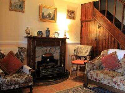Photo for Beautiful Country Cottage & Garden, €325-€425 weekly   Free Wi-Fi    Sleeps 6