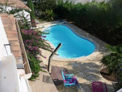 Photo for Villa for Holiday let with all amenities  swimming-pool and garden
