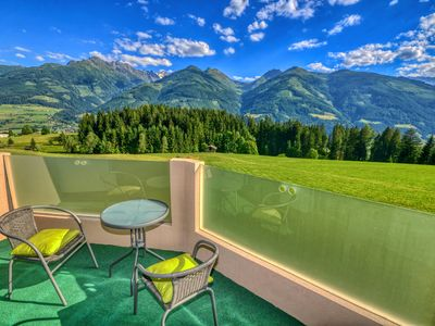 Photo for Apartment Wallner - luxury, idyllically located, with most beautiful panoramamic views, Sauna