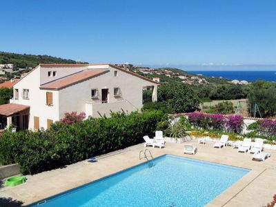Photo for One bedroom Apartment, sleeps 4 in Propriano with Air Con and WiFi