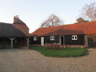 Photo for Charming barn conversion cottage in a beautiful, quiet and rural location