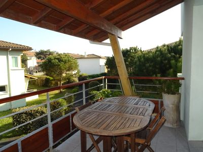 Photo for New apartment at 50 m walk from the beach - Capbreton