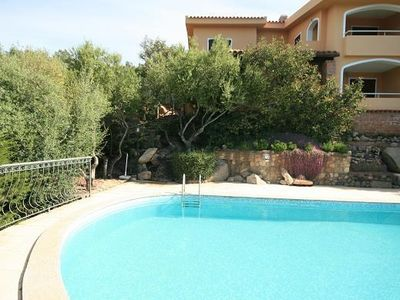 Photo for Holiday house with air conditioning, to outdoor pool and sea views