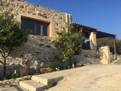 Photo for Holiday house Koutsouras for 4 - 5 persons with 2 bedrooms - Holiday house