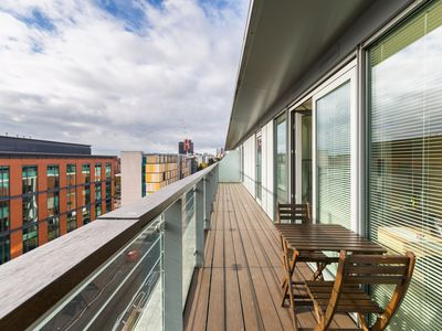Photo for City Centre Penthouse • Stunning Views • Parking