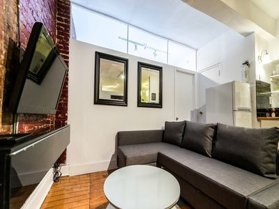 Photo for Newly Renovated 2 Bedroom Furnished Loft,  SoHo - Two Bedroom Apartment, Sleeps 4