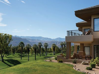 Photo for Coachella Valley Desert Springs Studio Suite, Golf, Pools, Amenities+