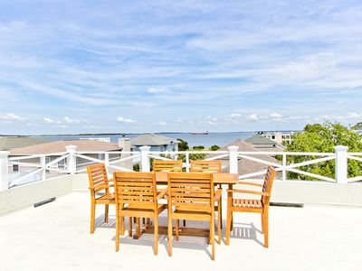 Photo for Vintage Pearl: 5 BR / 3 BA home in Tybee Island, Sleeps 12