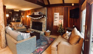 Photo for GORGEOUS Winter Bch Mt Chalet--  BEAUTIFULLY furnished! Beech Club Privileges!