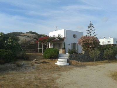 Photo for NAXOS HARIS SUNNY HOUSE with amazing view for 4+2 persons