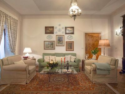 Photo for House in Tavarnelle Val di Pesa with Parking, Internet, Washing machine, Air conditioning (906841)