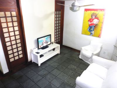 Photo for Great location between Ipanema and Copacabana beaches.