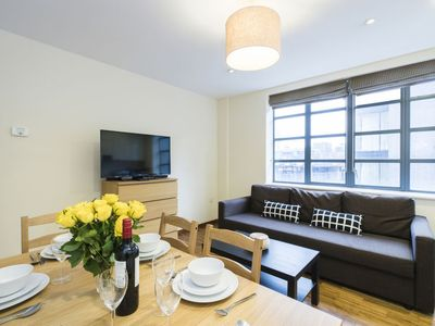 Photo for Old Street Apartment, Sleeps 4 with WiFi