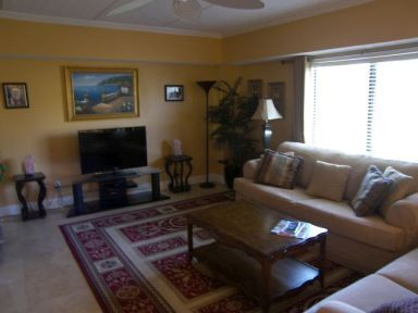 Photo for Luxury two bedroom, three full bath villa across the street from the beach!!