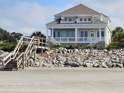 OCEANFRONT, BEACHFRONT, GOLF, POOLS, SUNSETS, DOLPHIN, DINING, PRIVATE ELEVATOR