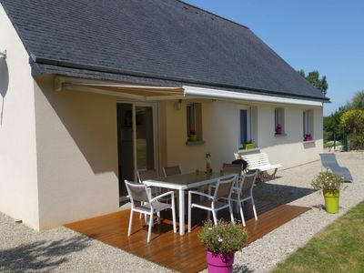 Photo for Vacation home Ty Ar Kador  in Crozon - Morgat, Brittany - Southern - 6 persons, 3 bedrooms