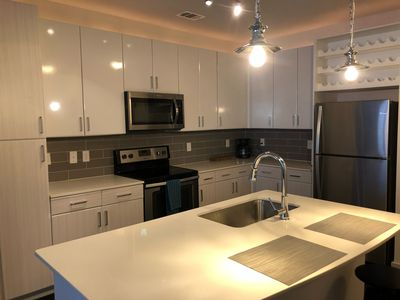 Photo for Swanky luxury 1BR downtown/ little five/ midtown/ ponce