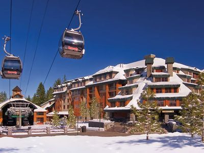 Photo for 2BR Villa Vacation Rental in South Lake Tahoe, California