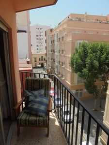 Photo for Exterior flat in central Almería