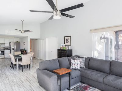 Photo for New Listing! 3BR Indian Palms Country Club Condo