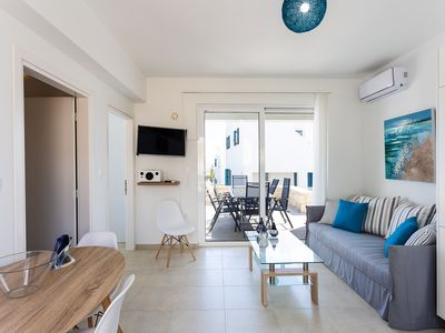 Photo for Triton Sea View-2 bedroom house close to the sandy beach