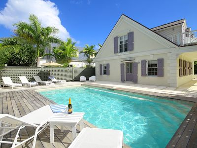 Photo for Beautiful Historic Island Home w/ Private Pool, WiFi, & all Mod-Cons!