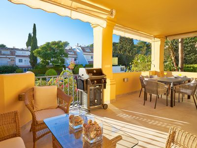 Photo for Sunny / Modern / Quality / Apartment in Marbella