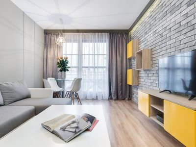 Photo for Bright and Pleasant Luna Apartment