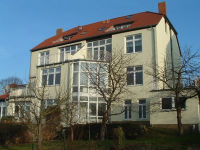 Photo for Apartment 01 overlooking the Warnow in Rostock-Gehlsdorf