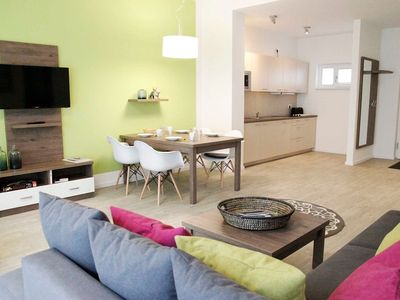 Photo for Apartment 62m² - PRIMA Apartments - in the Seetor Residence Neuruppin