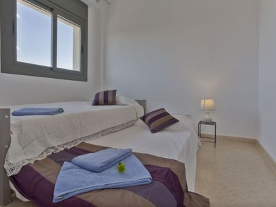 Photo for Apartment E&V in Empuriabrava - 6 persons, 3 bedrooms