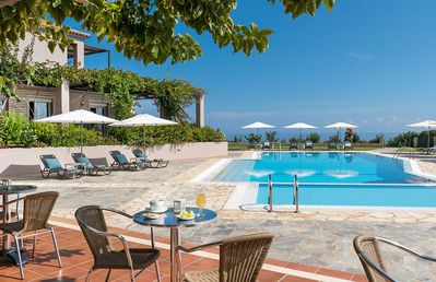 Photo for The Ionian Sun a Boutique suite on a small resort