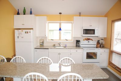 Brand New Kitchen and dining area.  New appliances and granite counters